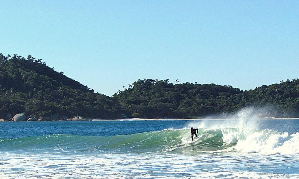 Surf no Campeche